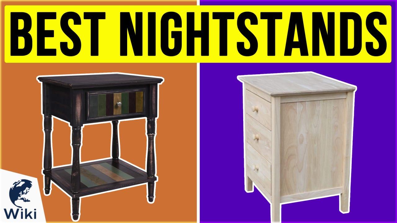 10 Best Nightstands