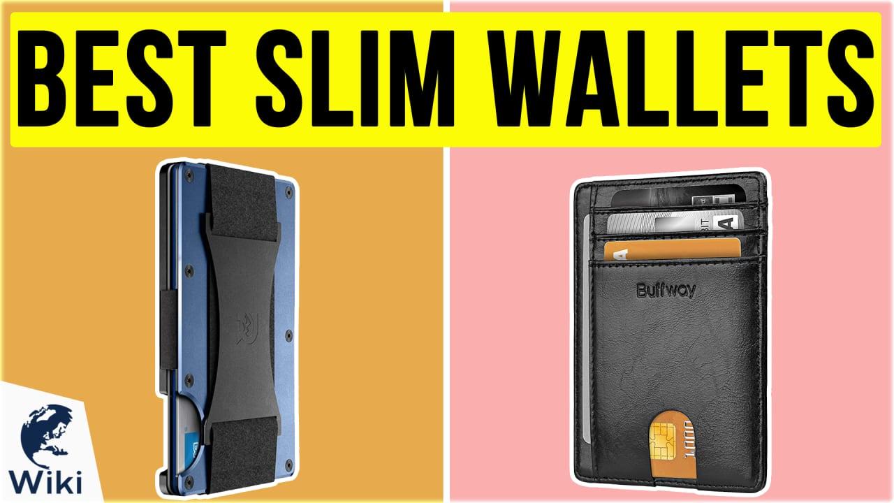 10 Best Slim Wallets