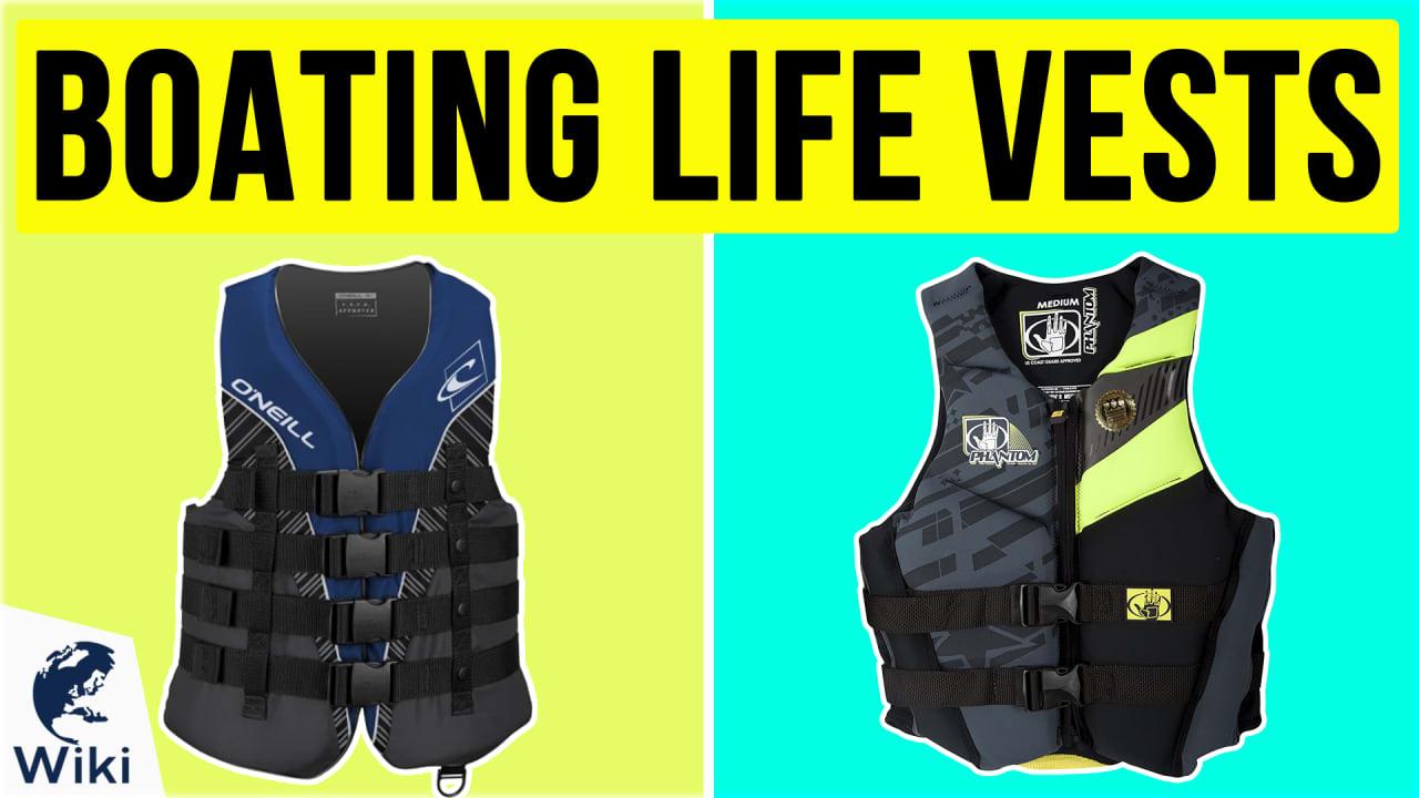 10 Best Boating Life Vests