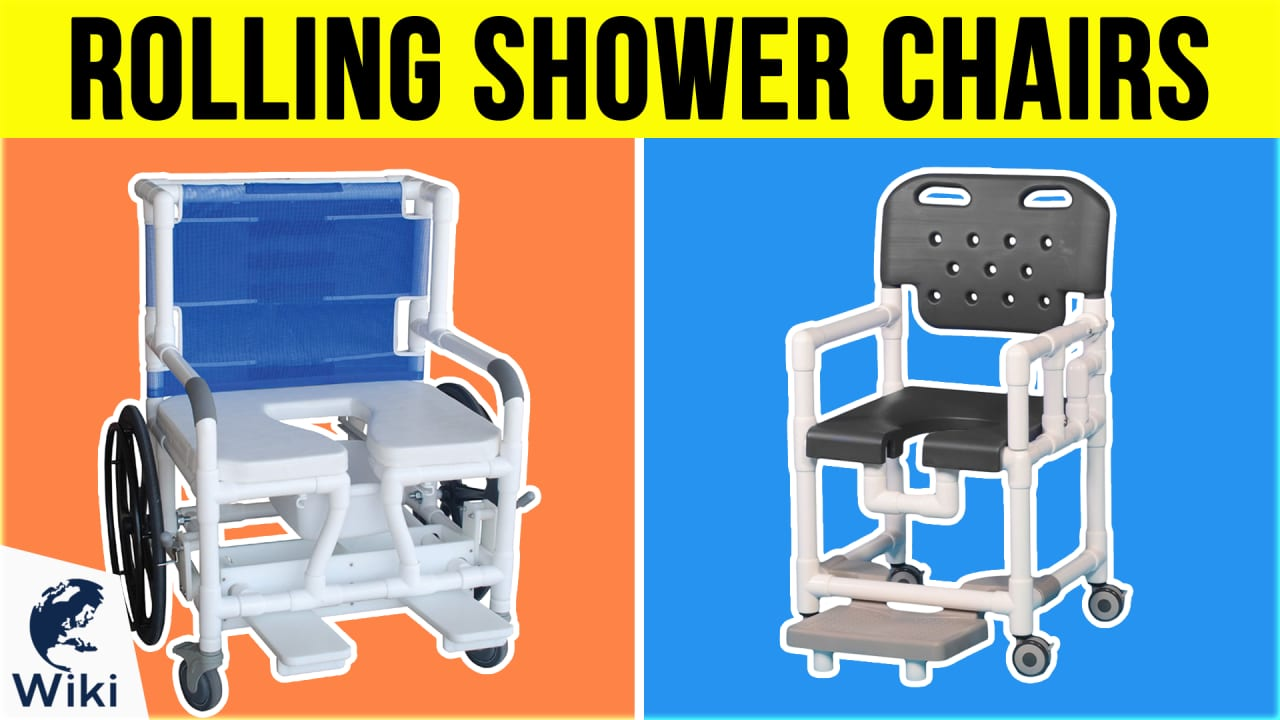 7 Best Rolling Shower Chairs