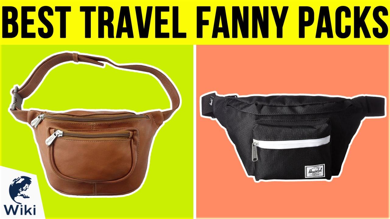 10 Best Travel Fanny Packs