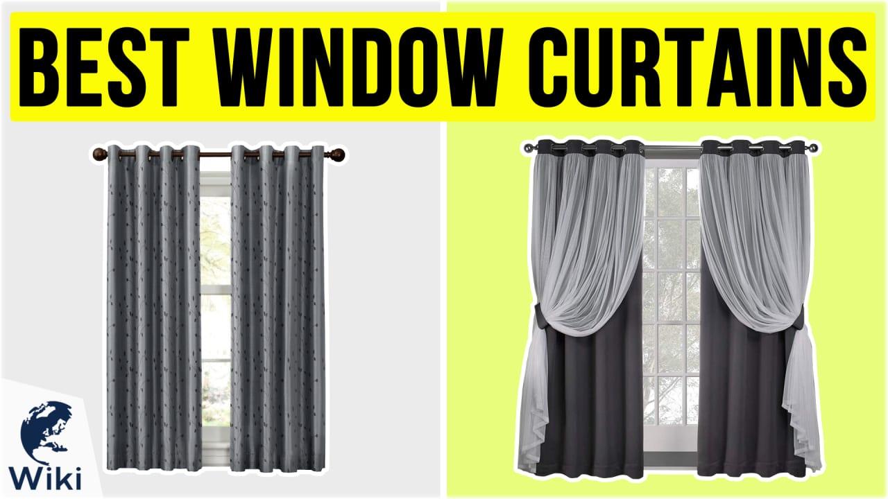 10 Best Window Curtains