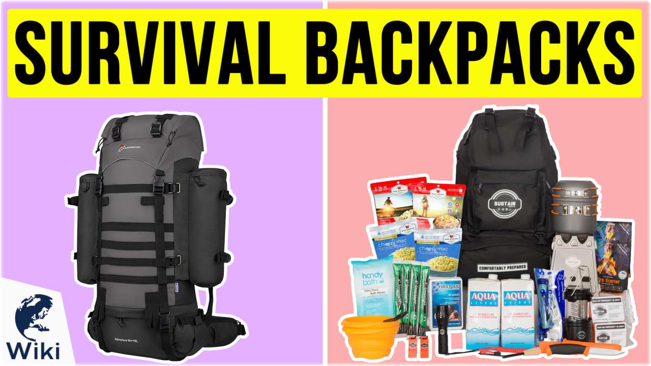 10 Best Survival Backpacks