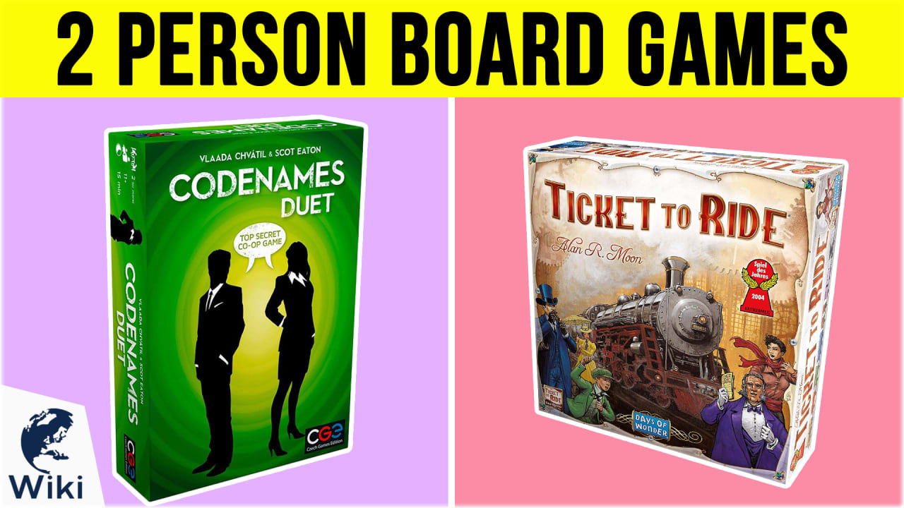 10 Best 2 Person Board Games