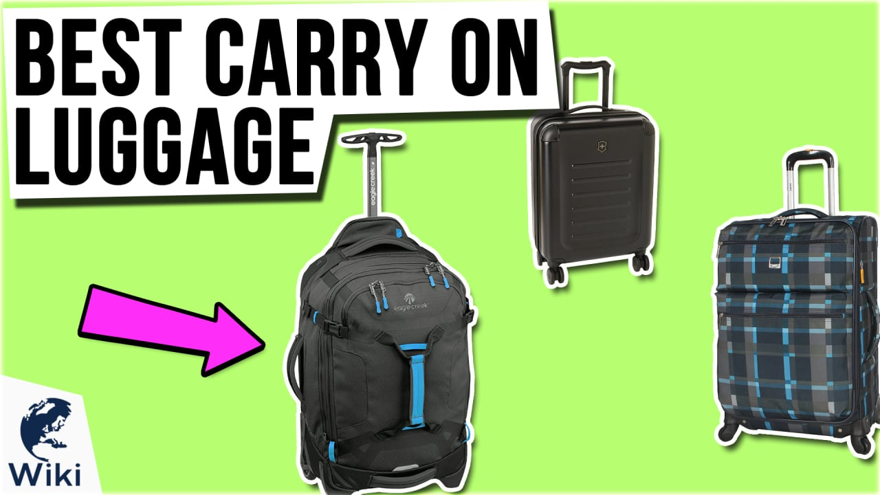 10 Best Carry On Luggage