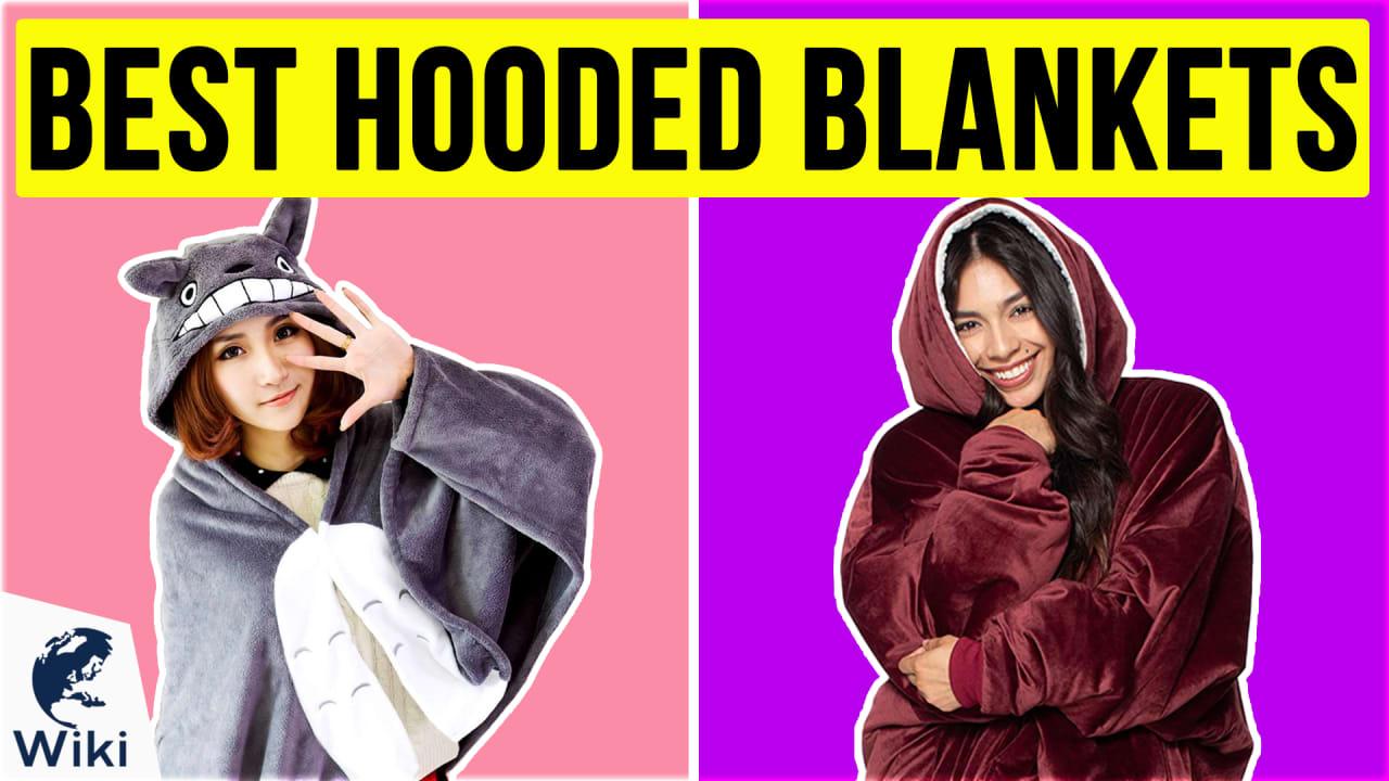 10 Best Hooded Blankets