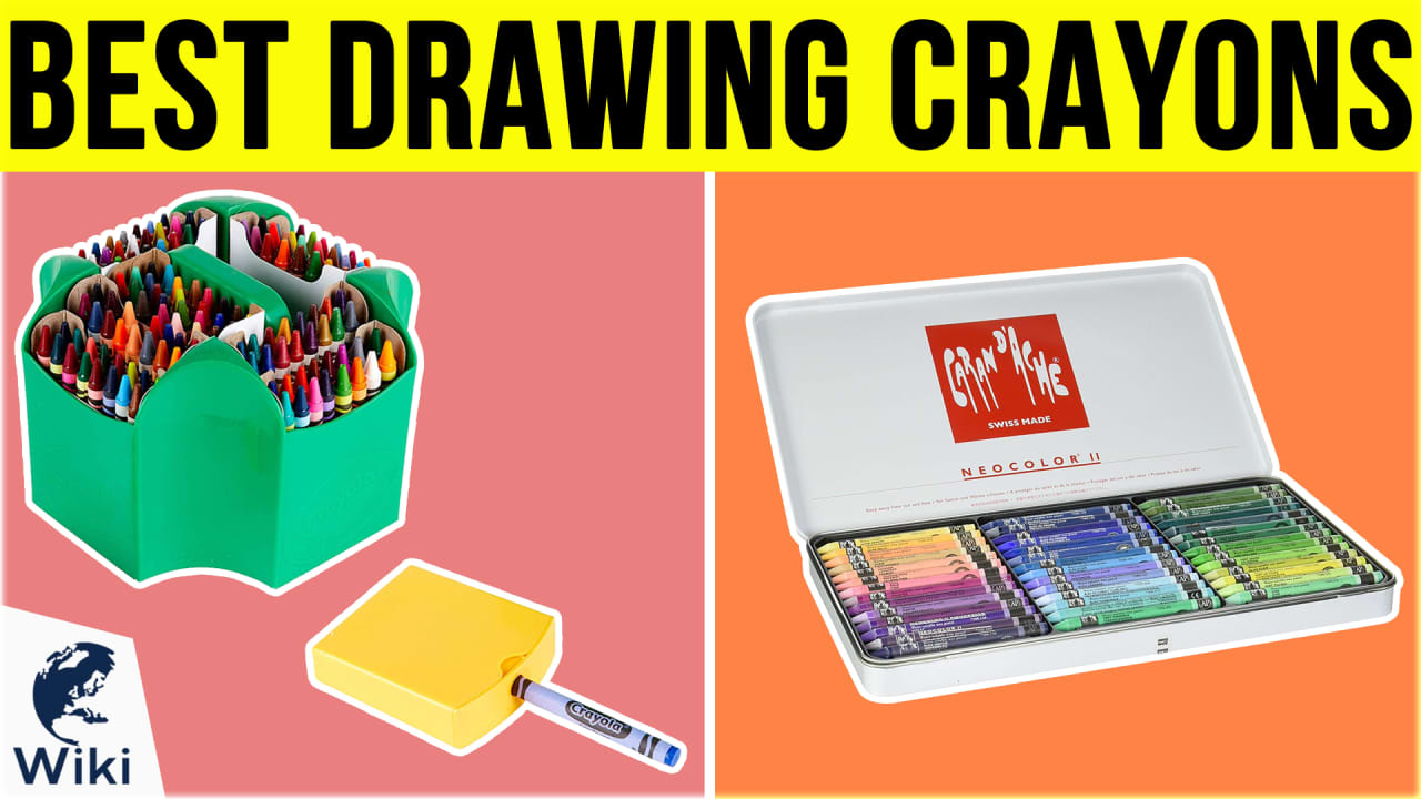 10 Best Drawing Crayons