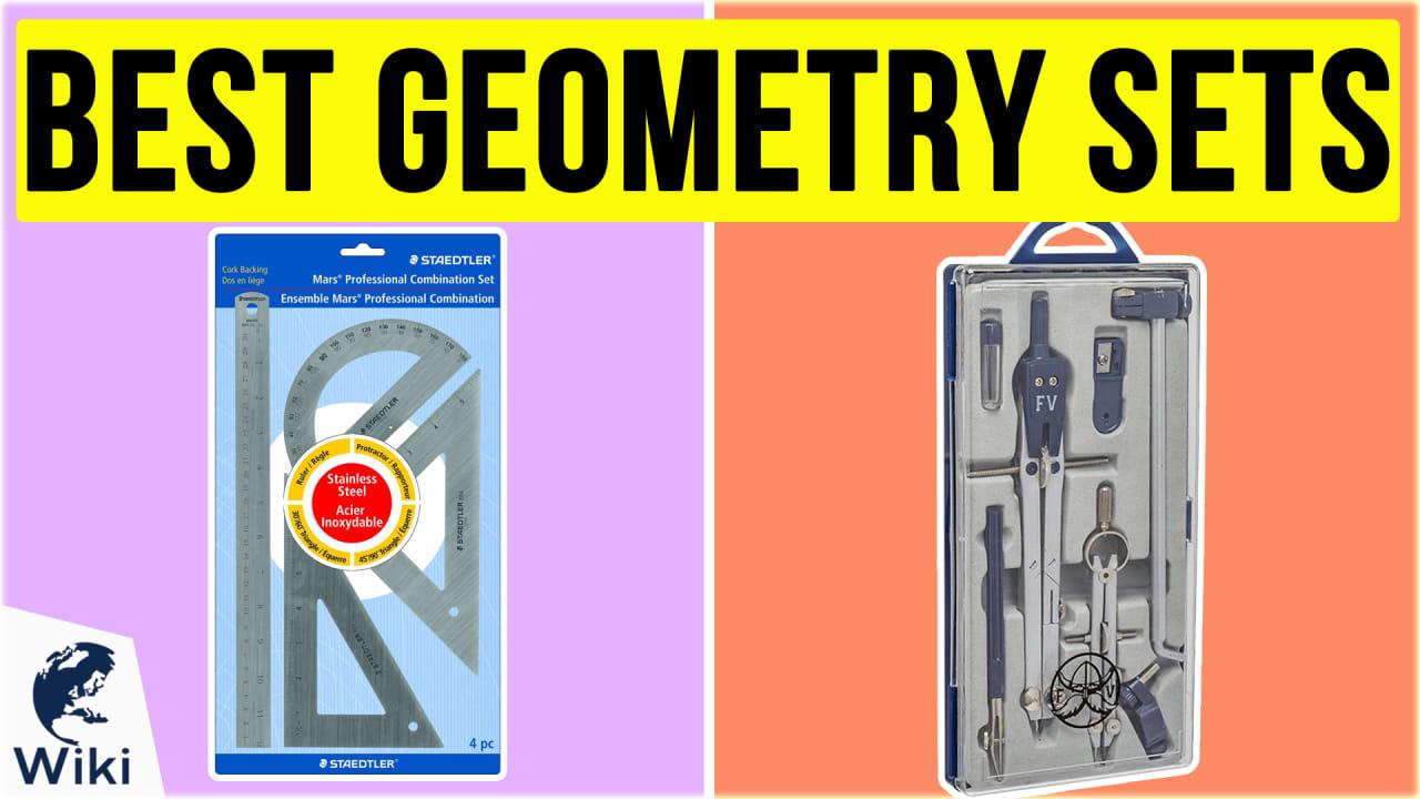 10 Best Geometry Sets