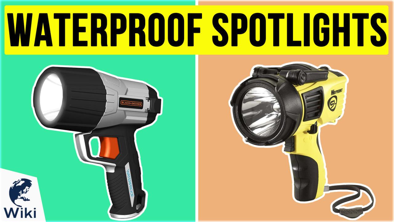 10 Best Waterproof Spotlights