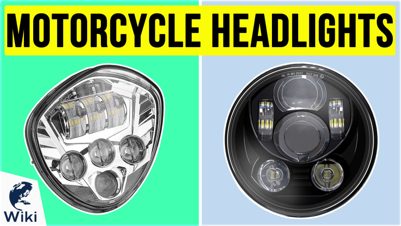 10 Best Motorcycle Headlights