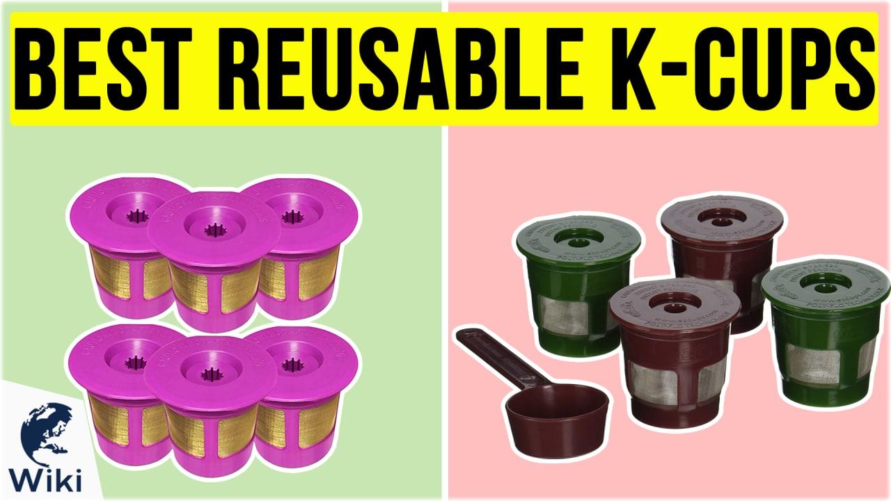 10 Best Reusable K-Cups