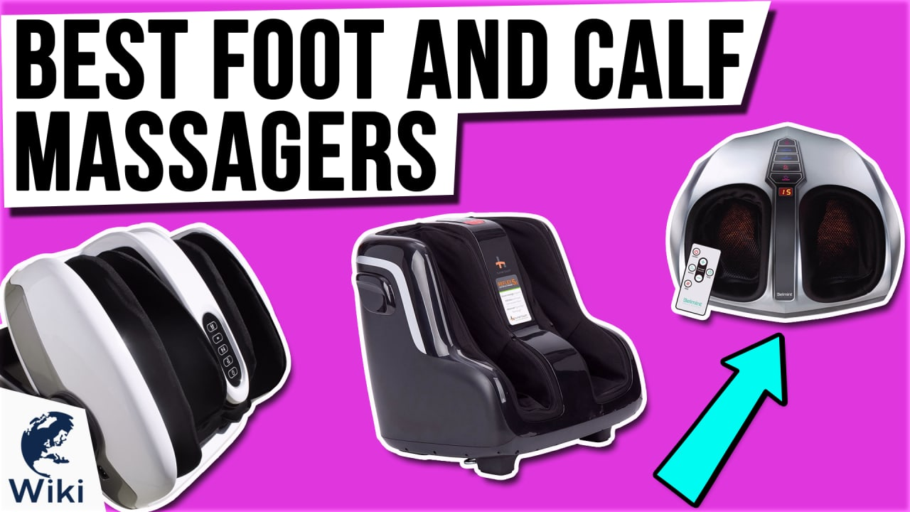 10 Best Foot and Calf Massagers