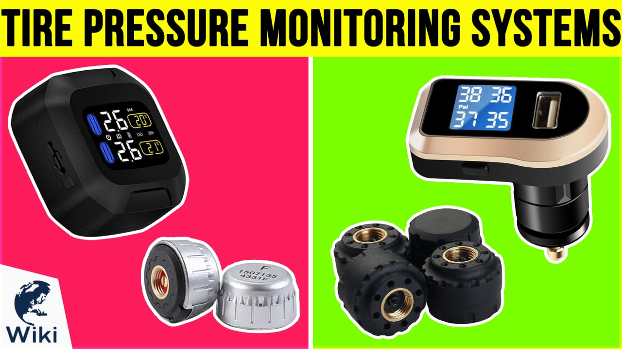 10 Best Tire Pressure Monitoring Systems