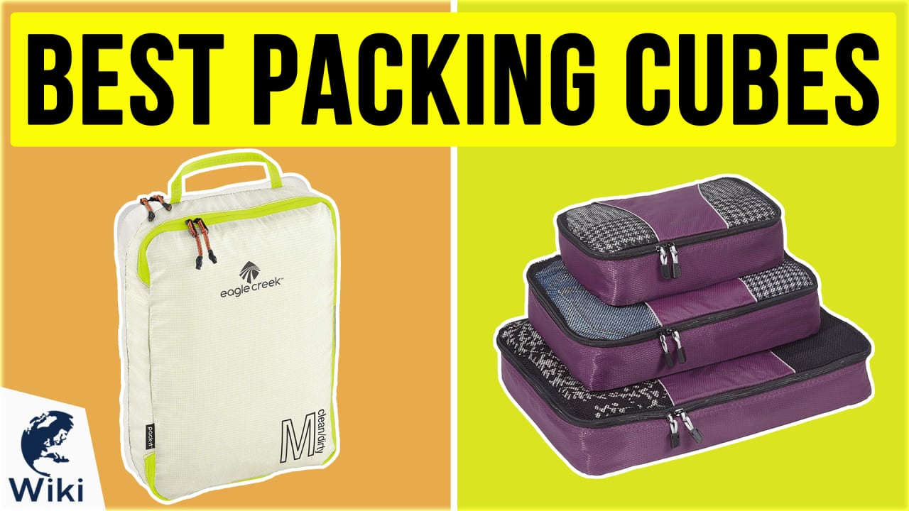 10 Best Packing Cubes