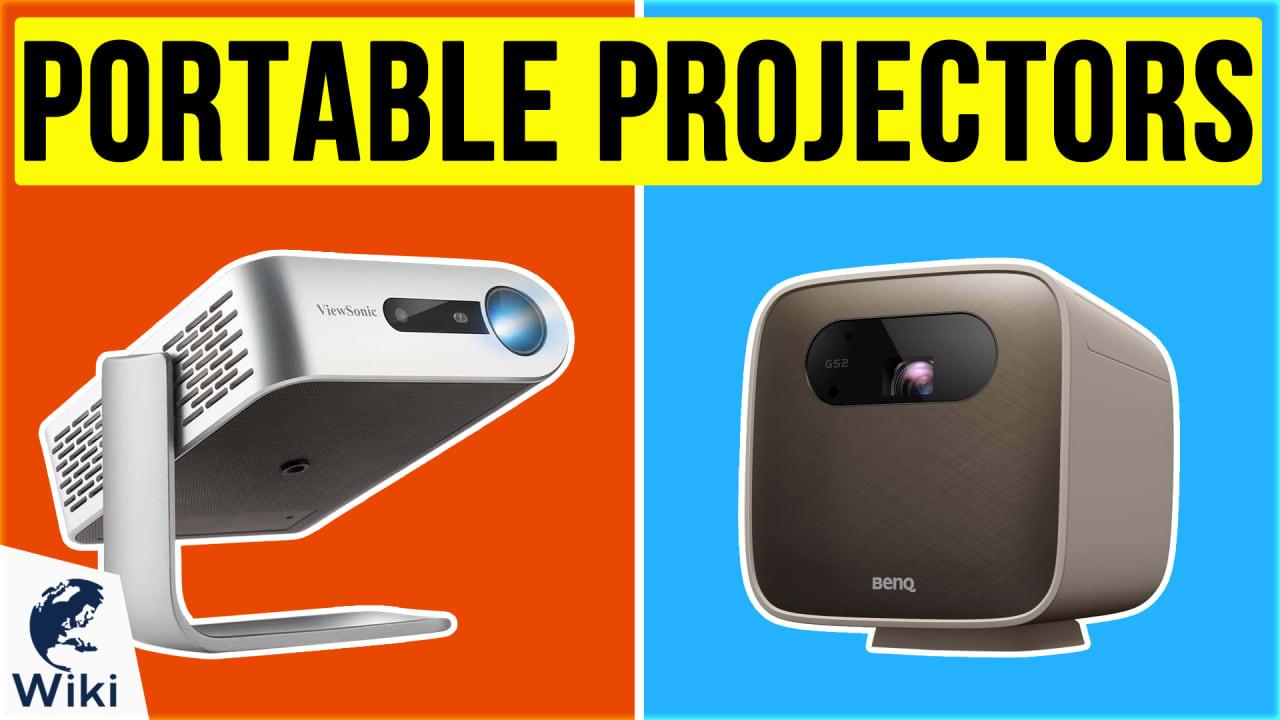 10 Best Portable Projectors