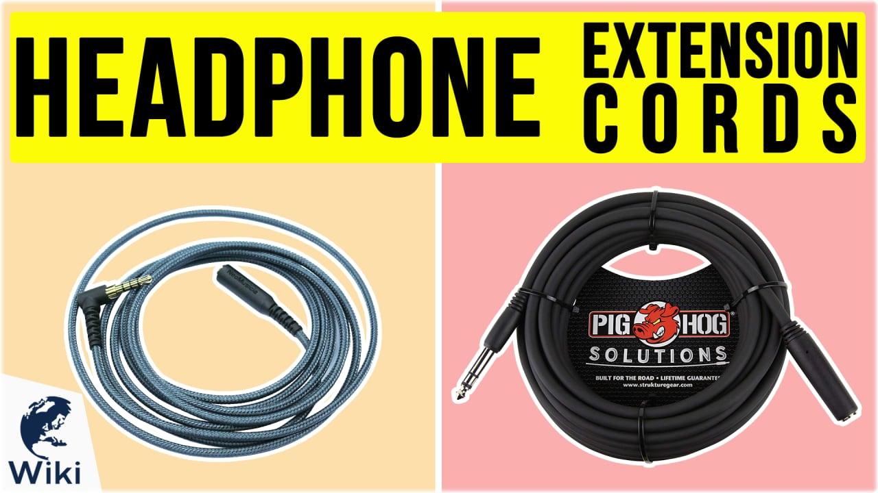 10 Best Headphone Extension Cords