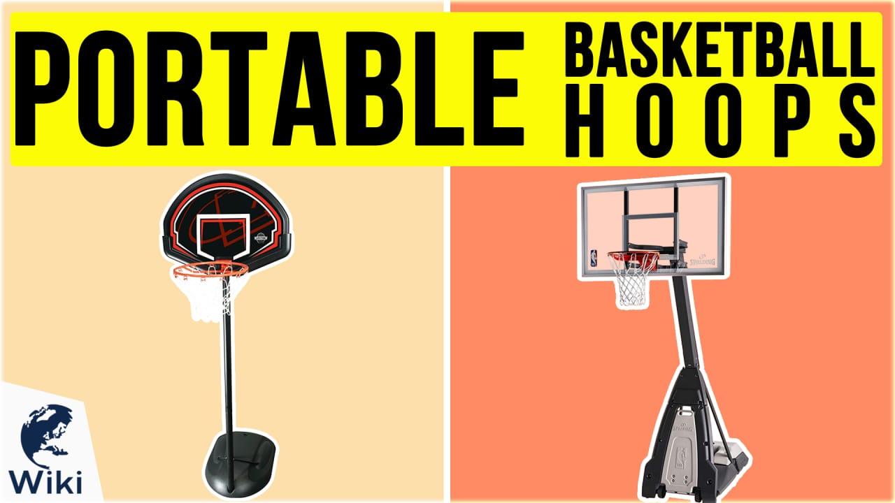 10 Best Portable Basketball Hoops