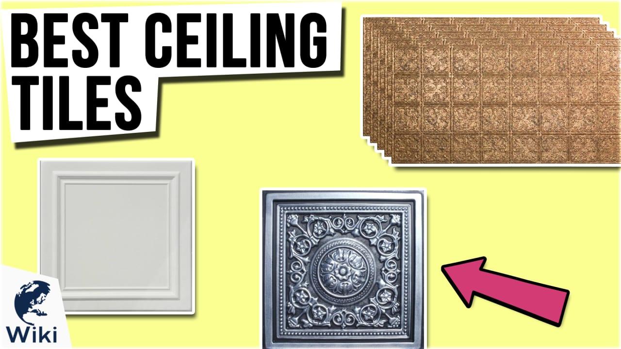 10 Best Ceiling Tiles