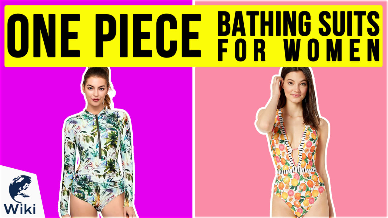 10 Best One Piece Bathing Suits For Women