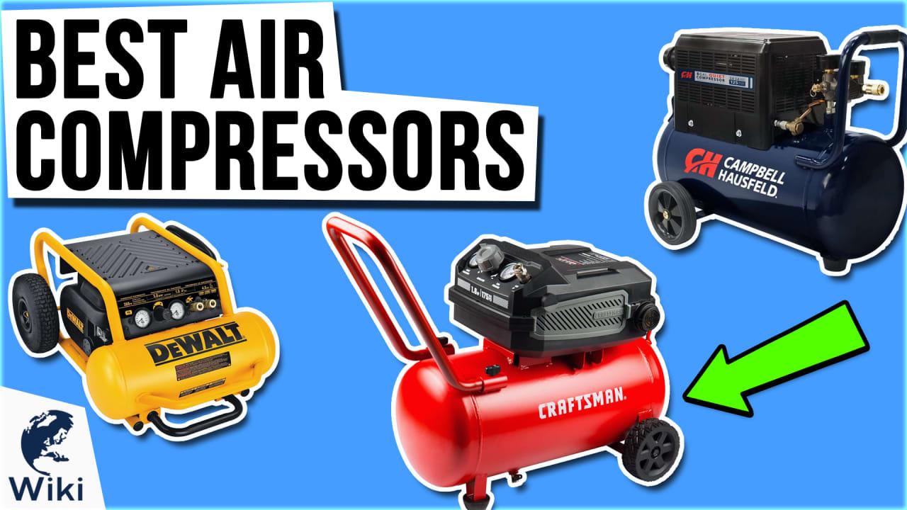 10 Best Air Compressors