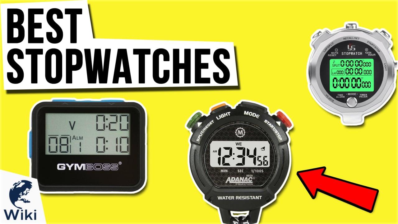 10 Best Stopwatches