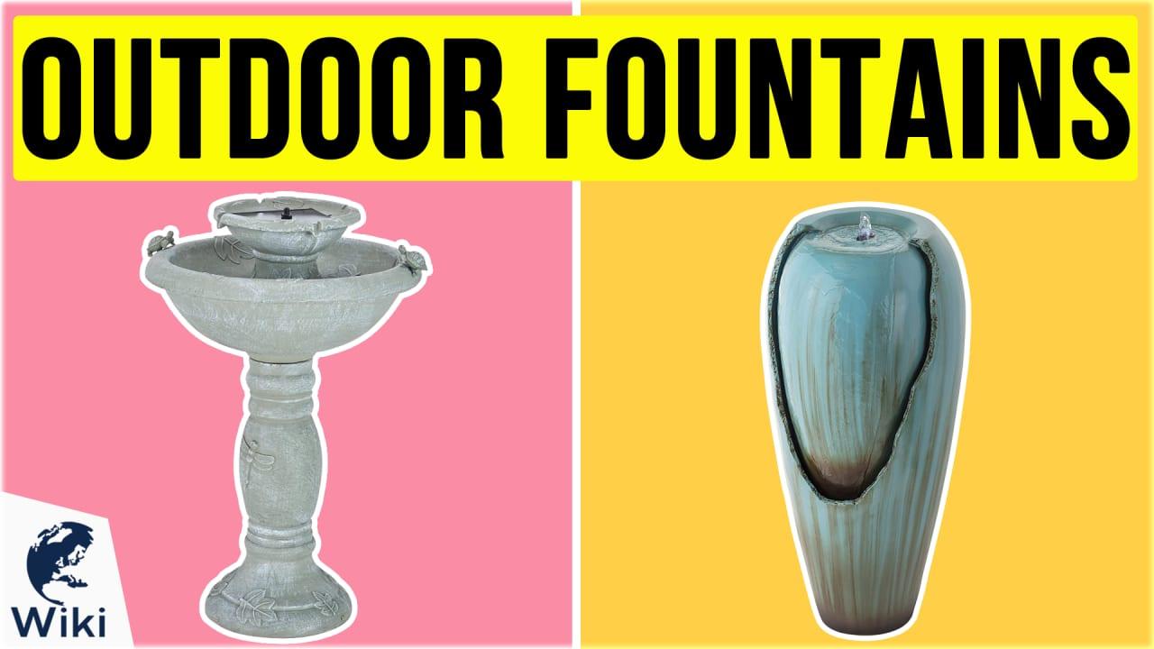 10 Best Outdoor Fountains