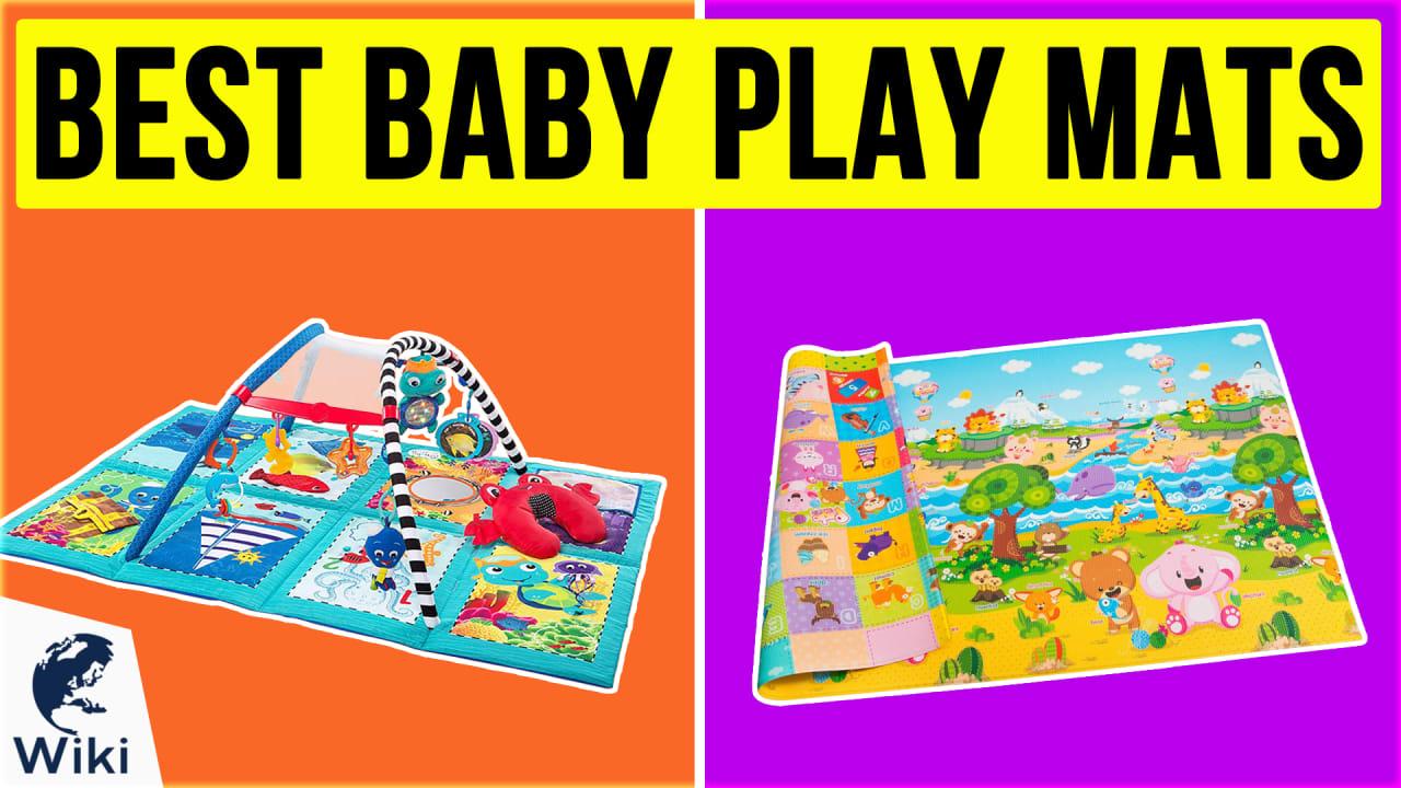 10 Best Baby Play Mats