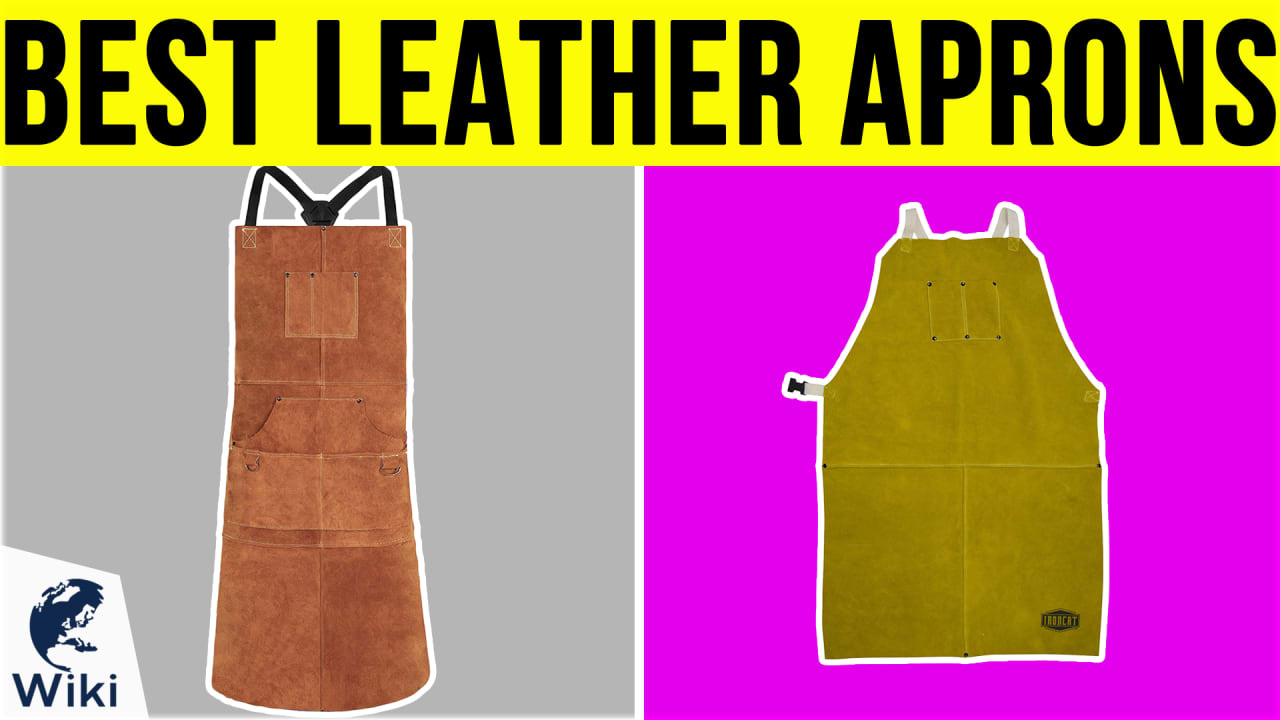 6 Best Leather Aprons