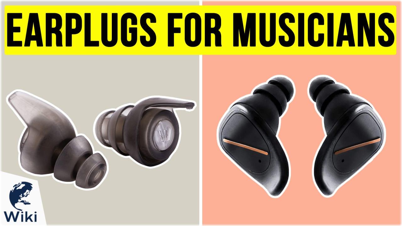10 Best Earplugs For Musicians