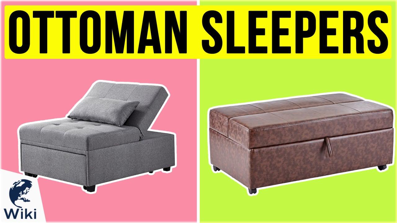 10 Best Ottoman Sleepers