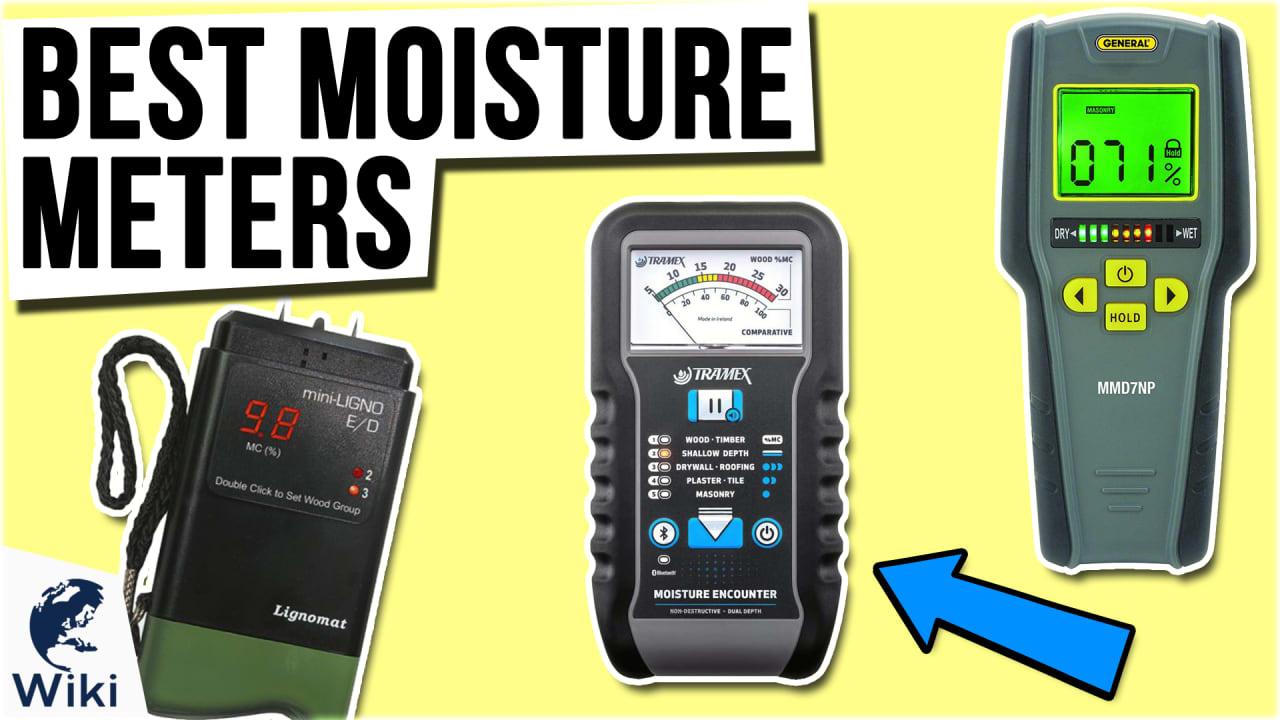 10 Best Moisture Meters
