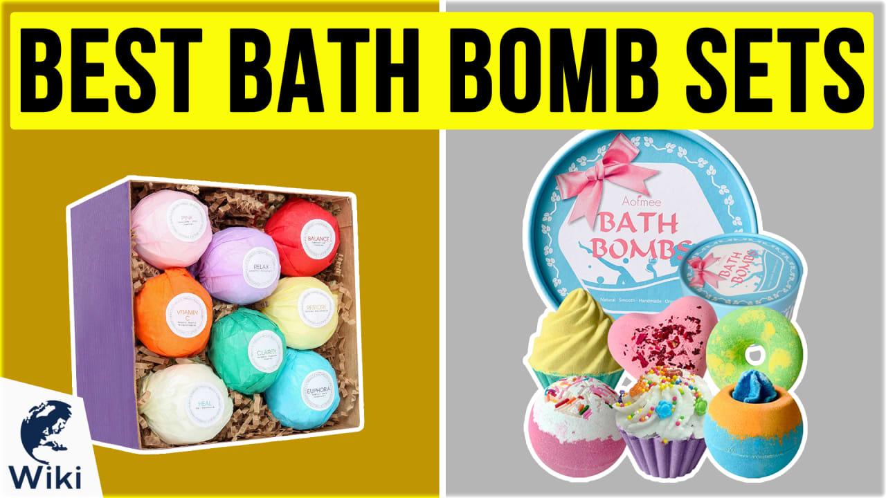 10 Best Bath Bomb Sets