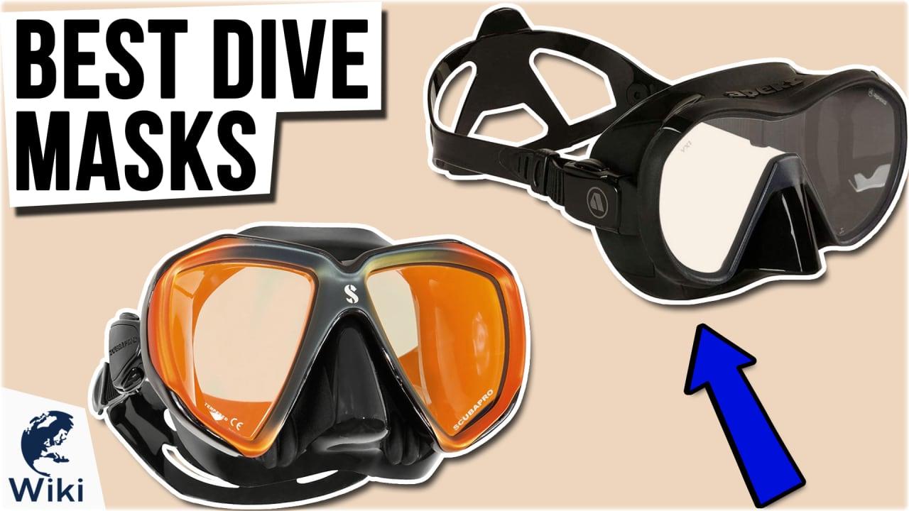 10 Best Dive Masks