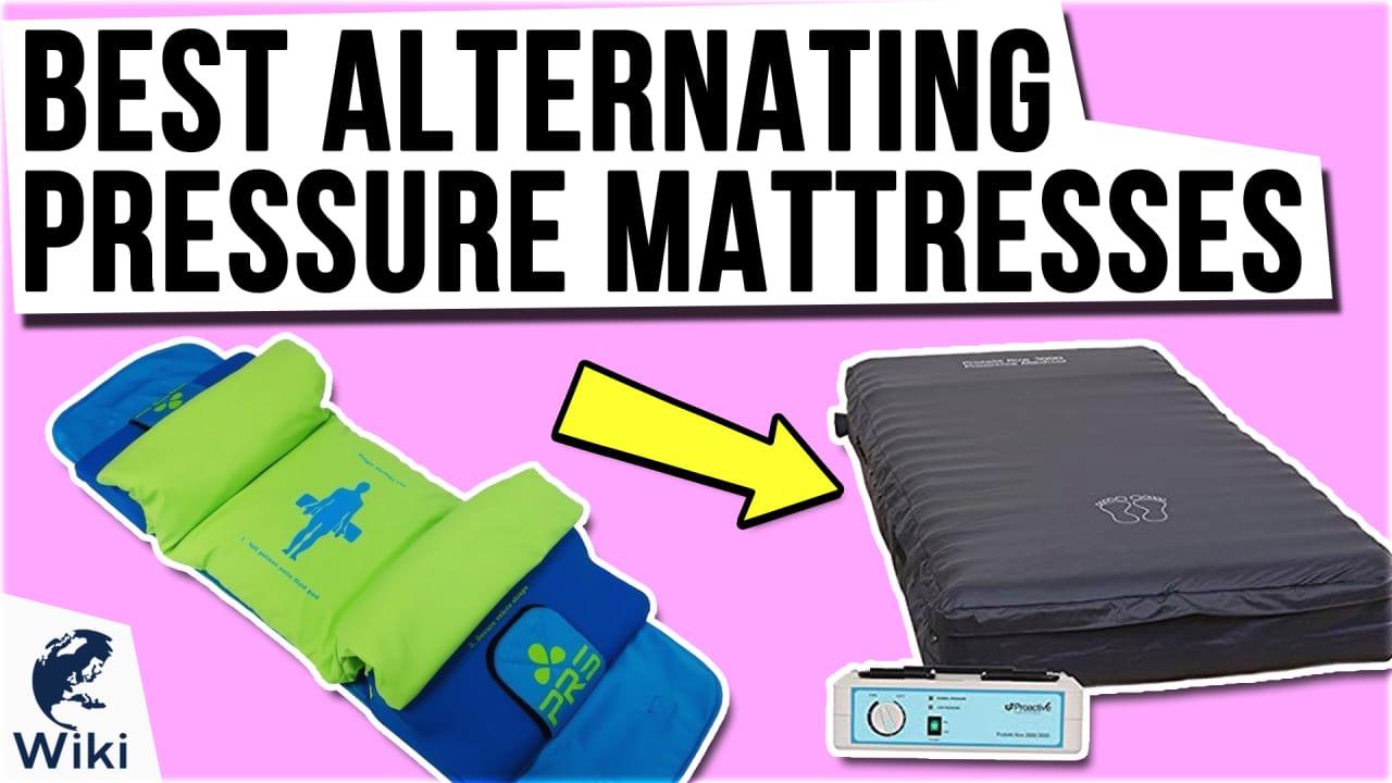 9 Best Alternating Pressure Mattresses