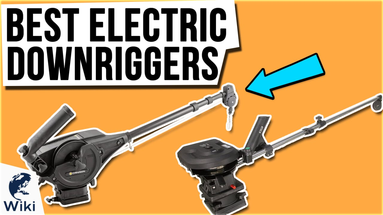 5 Best Electric Downriggers