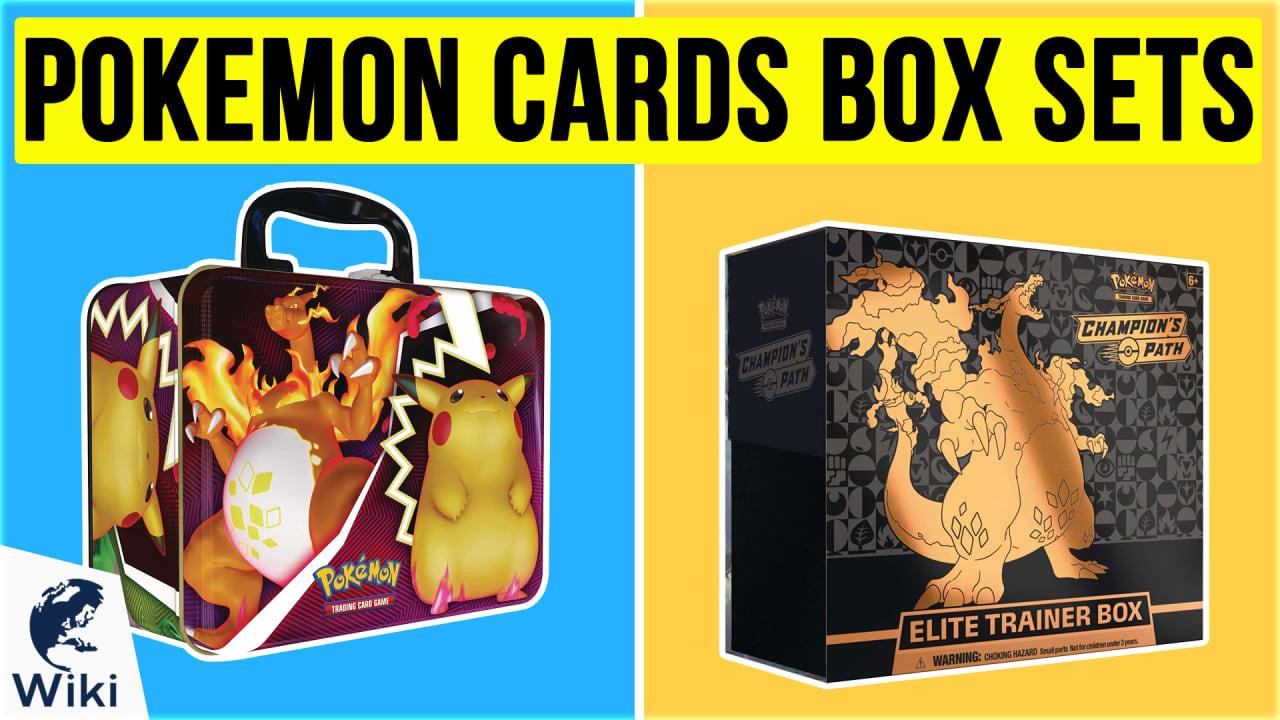 10 Best Pokemon Cards Box Sets