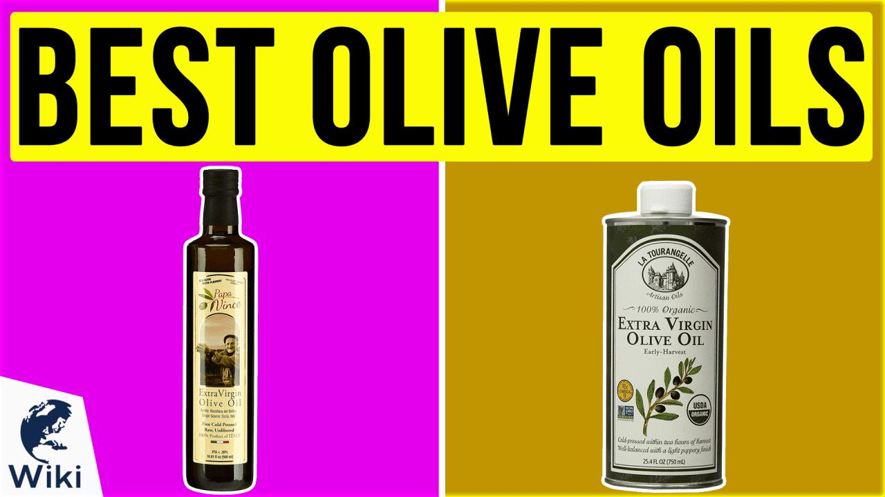 10 Best Olive Oils