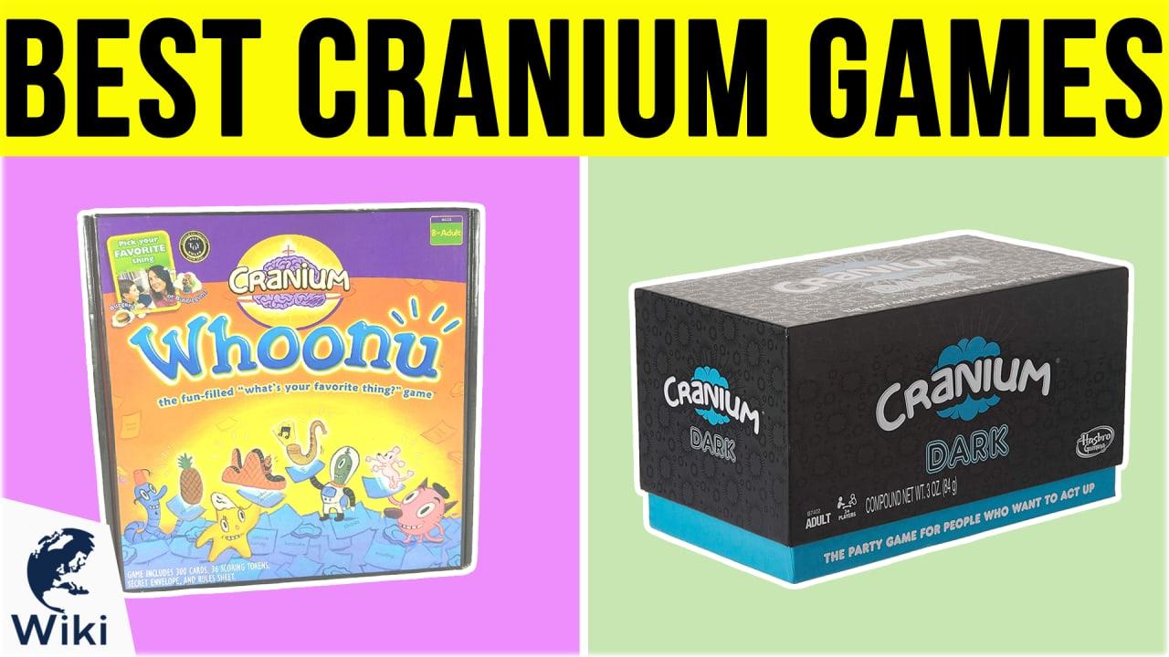10 Best Cranium Games