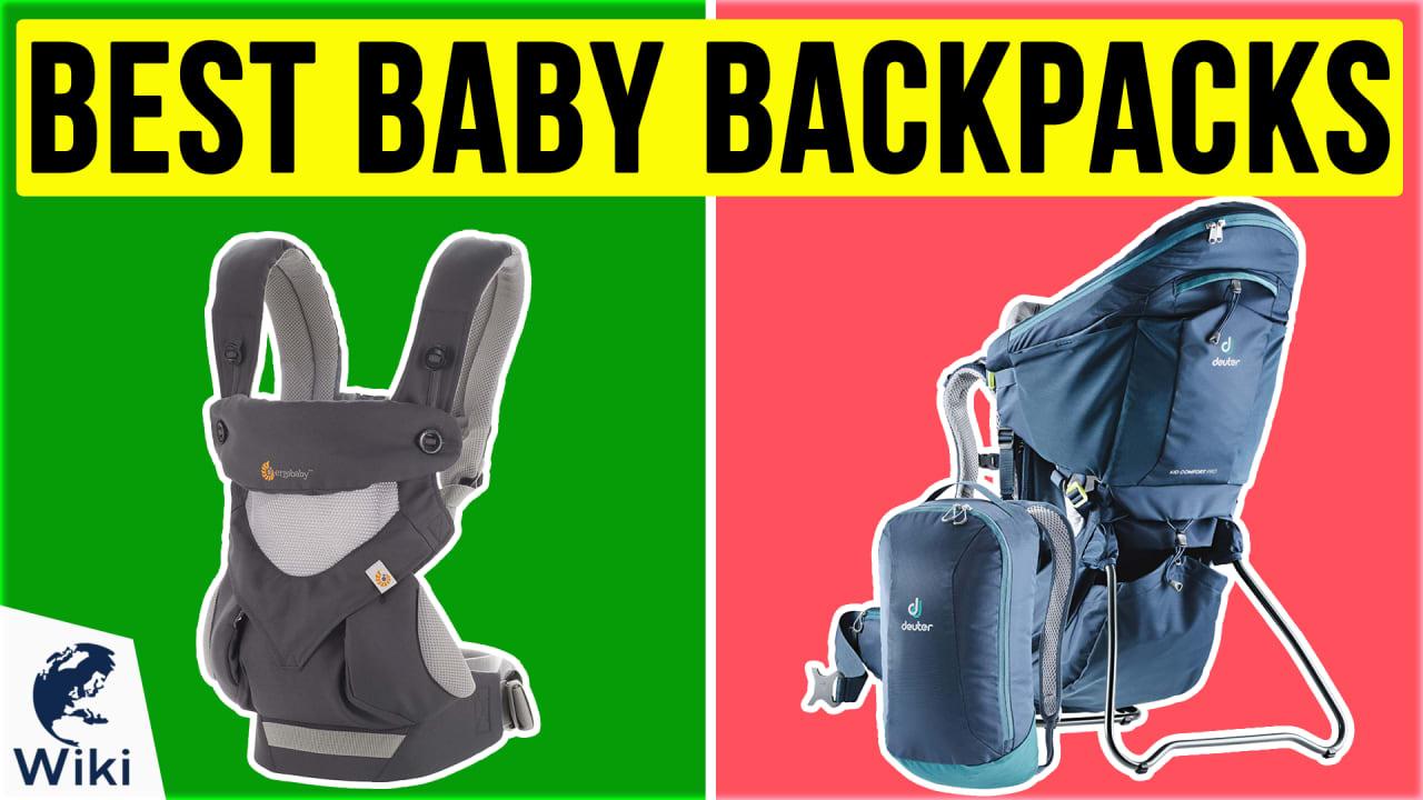 10 Best Baby Backpacks