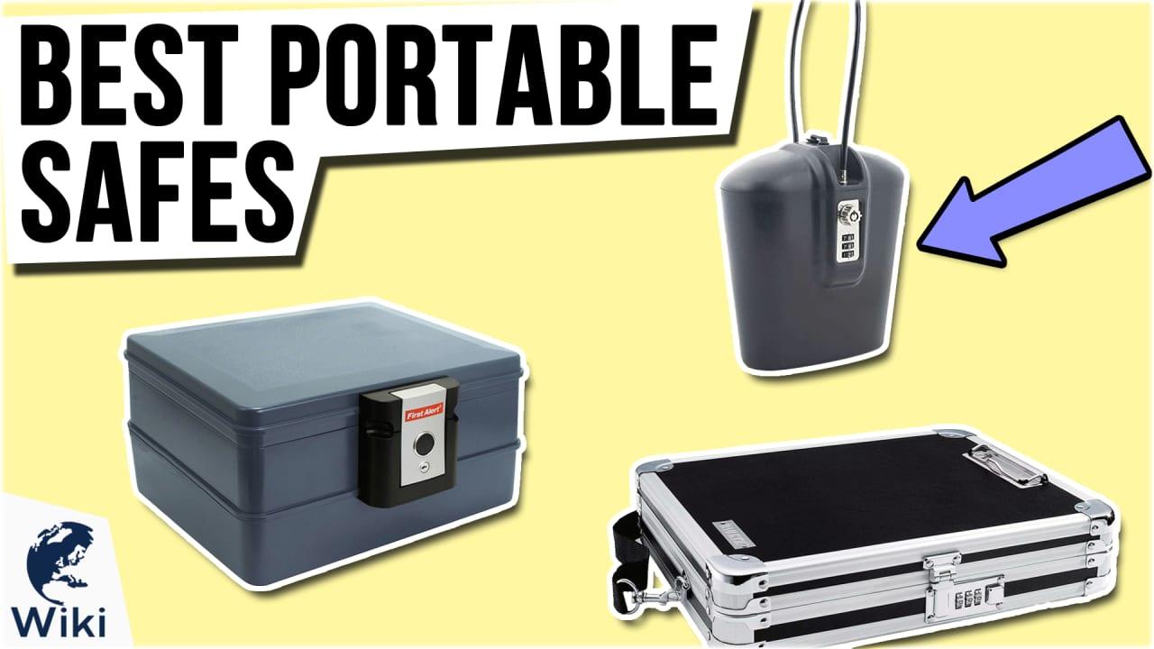 10 Best Portable Safes