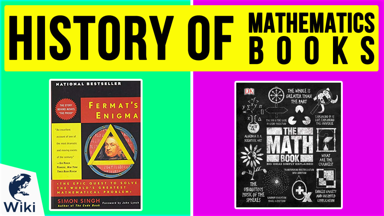 10 Best History of Mathematics Books