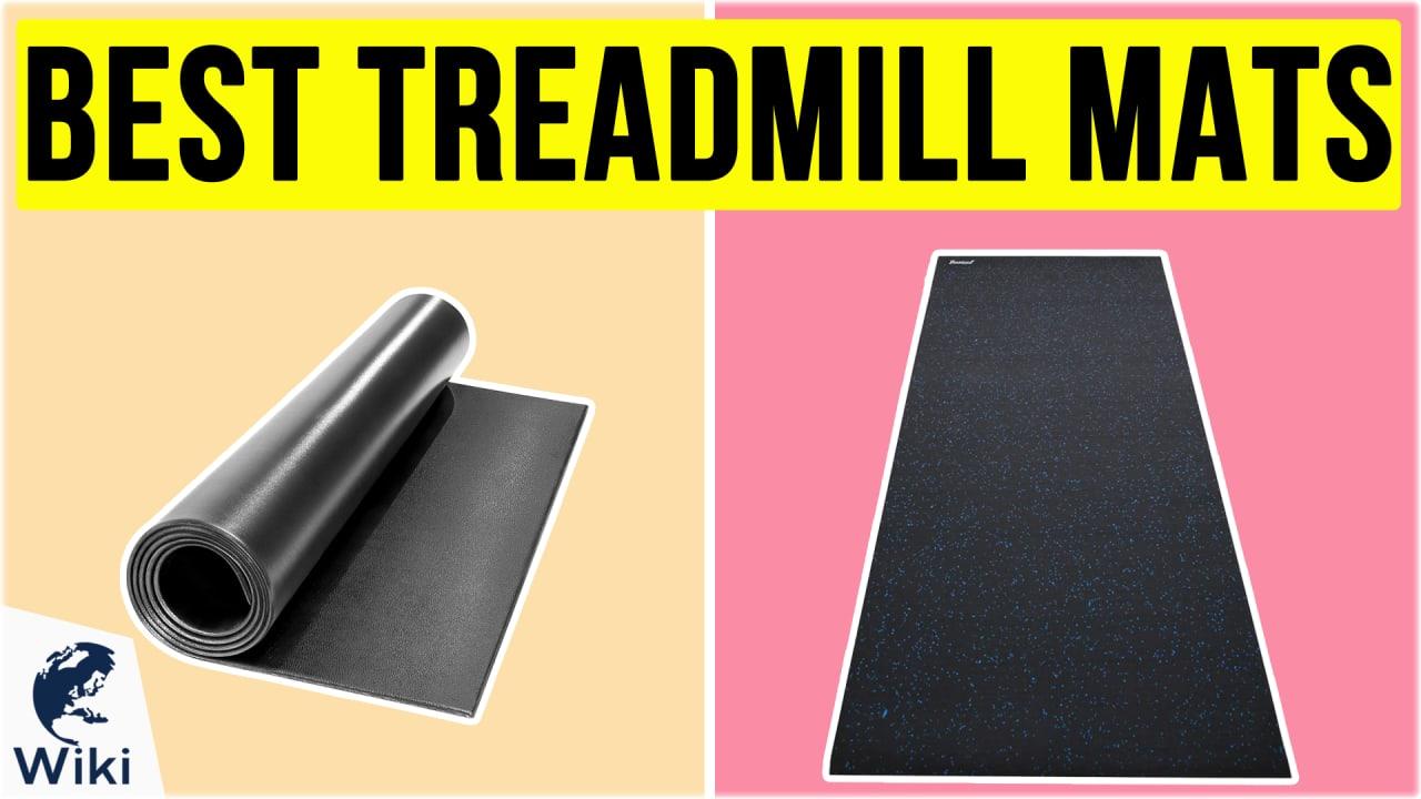 10 Best Treadmill Mats