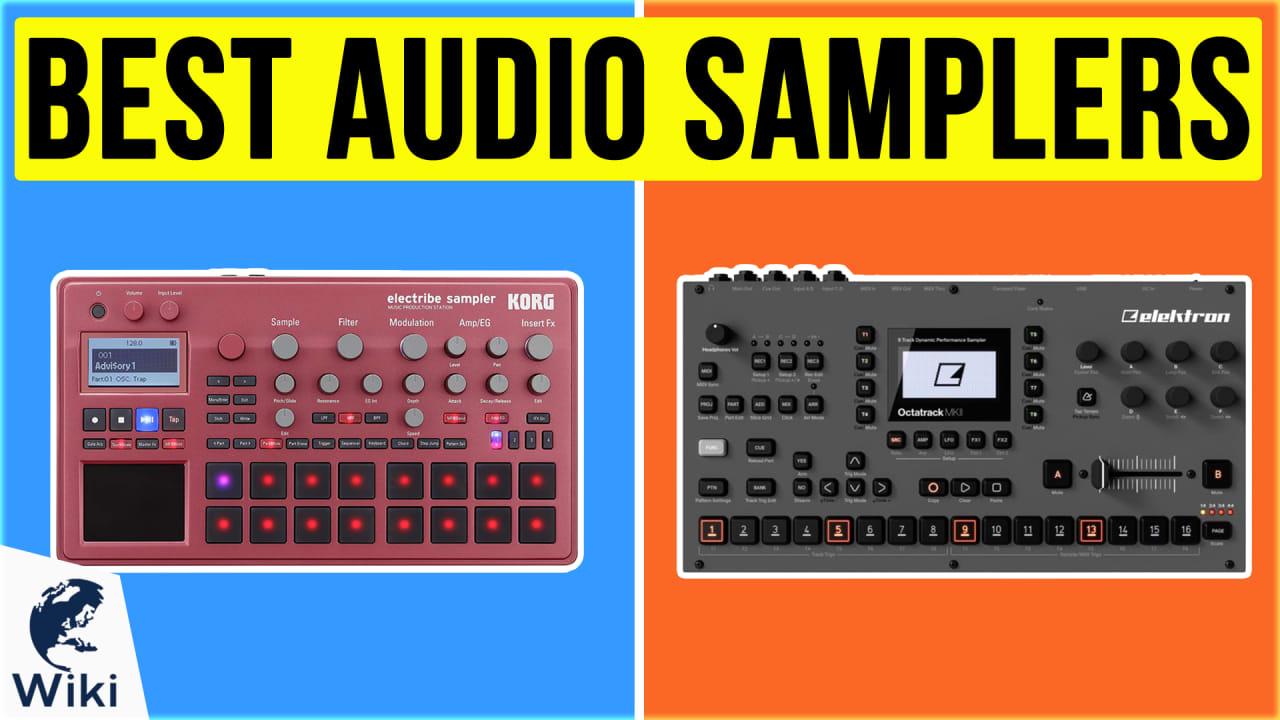 10 Best Audio Samplers