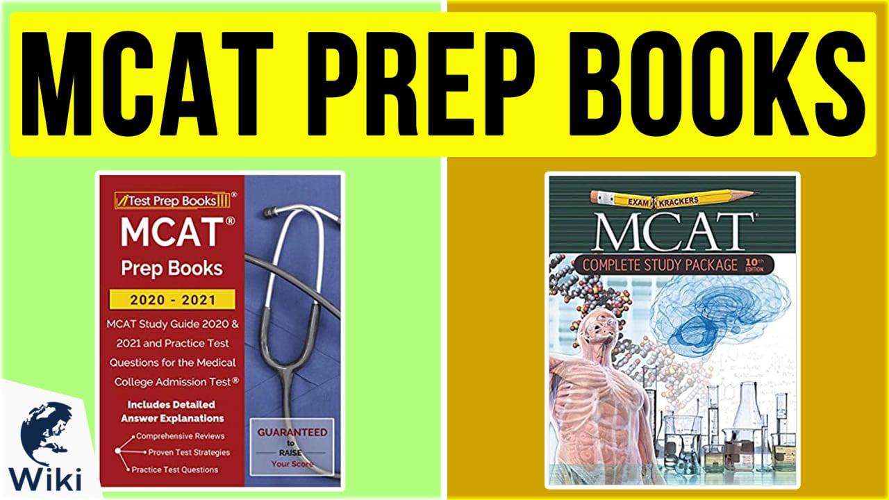 10 Best MCAT Prep Books