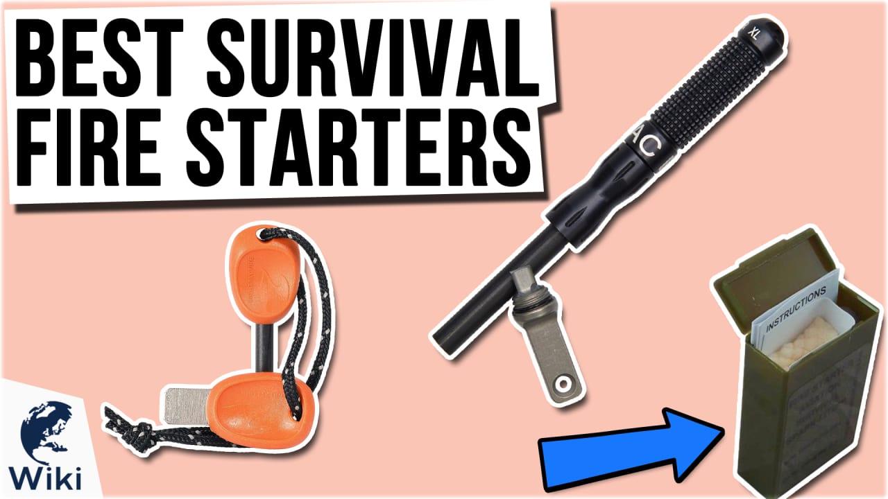 10 Best Survival Fire Starters