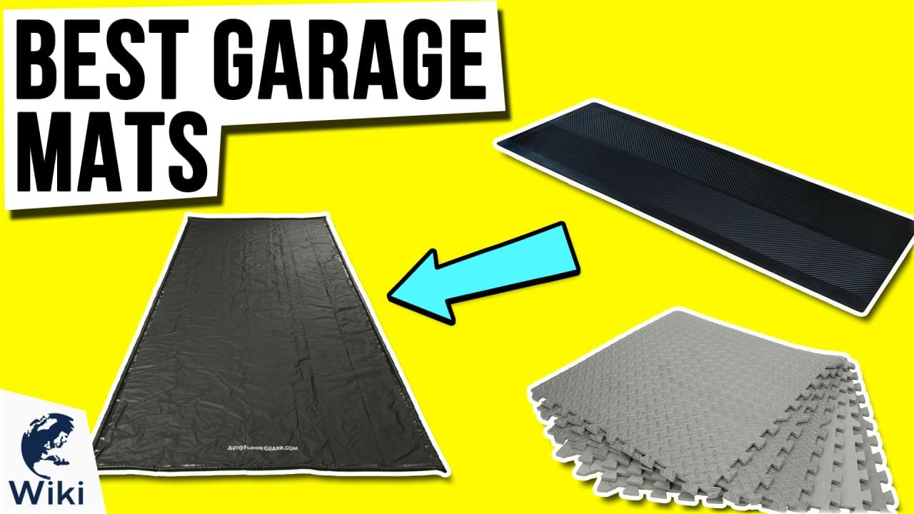 10 Best Garage Mats