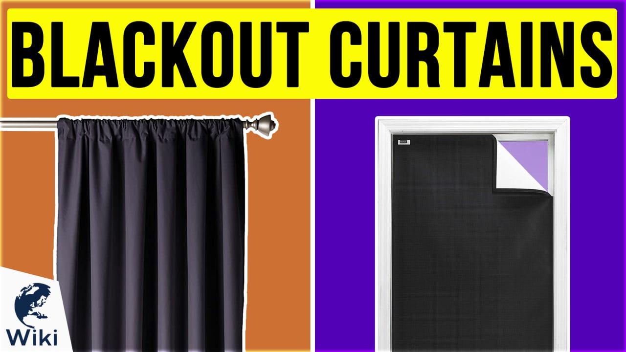 10 Best Blackout Curtains