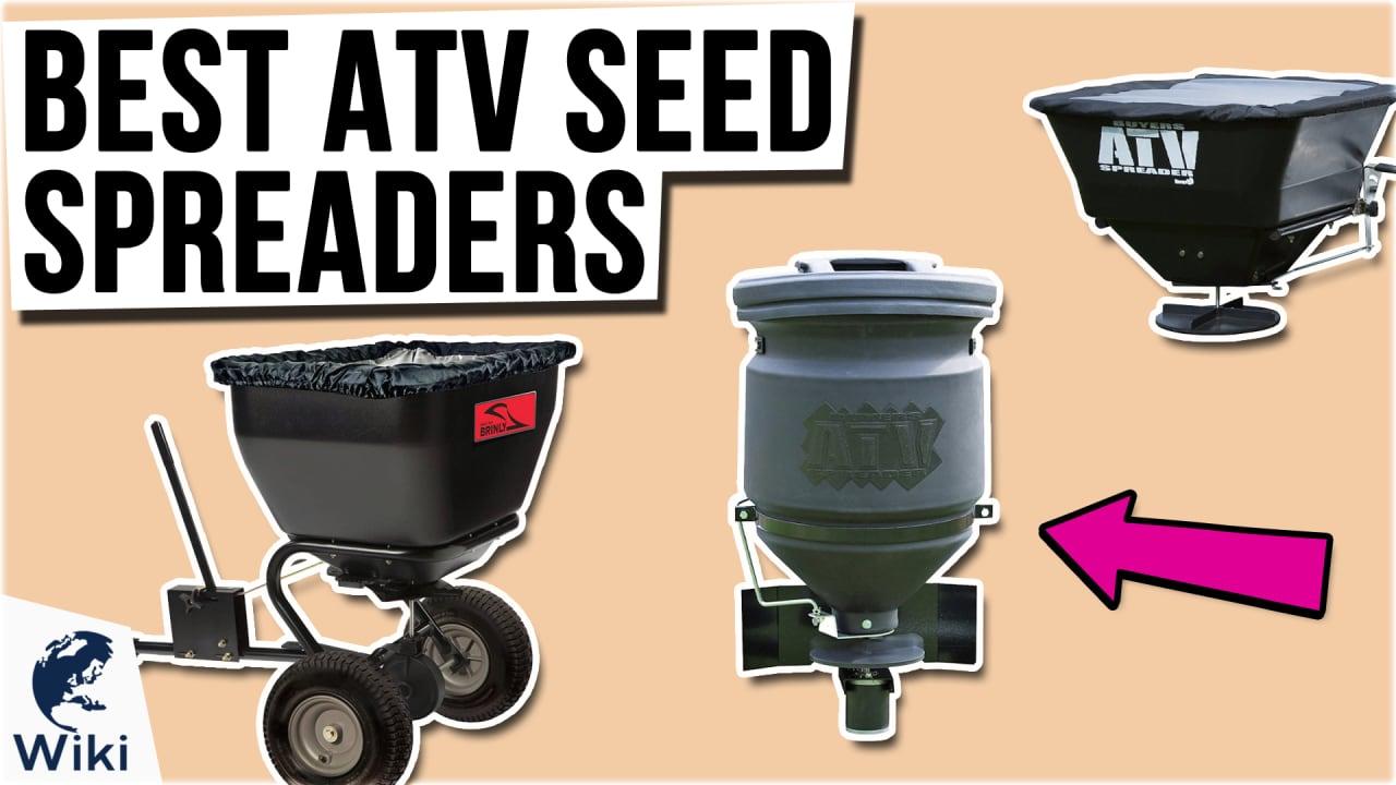 9 Best ATV Seed Spreaders