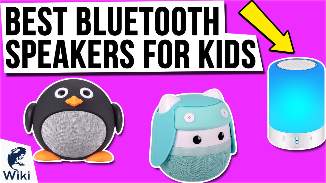10 Best Bluetooth Speakers For Kids
