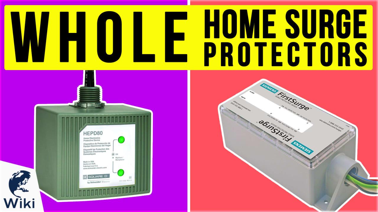 8 Best Whole Home Surge Protectors